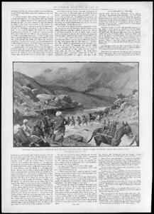 1898-Antique-Print-INDIA-Frontier-Rising-Tirah-Force-Bangal-Sappers-Miner-34