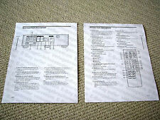 Sony SCD-1 Compact Disc player owners instruction manual