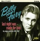 Last Night Was Made for Love 0604988090529 by Billy Fury CD &h