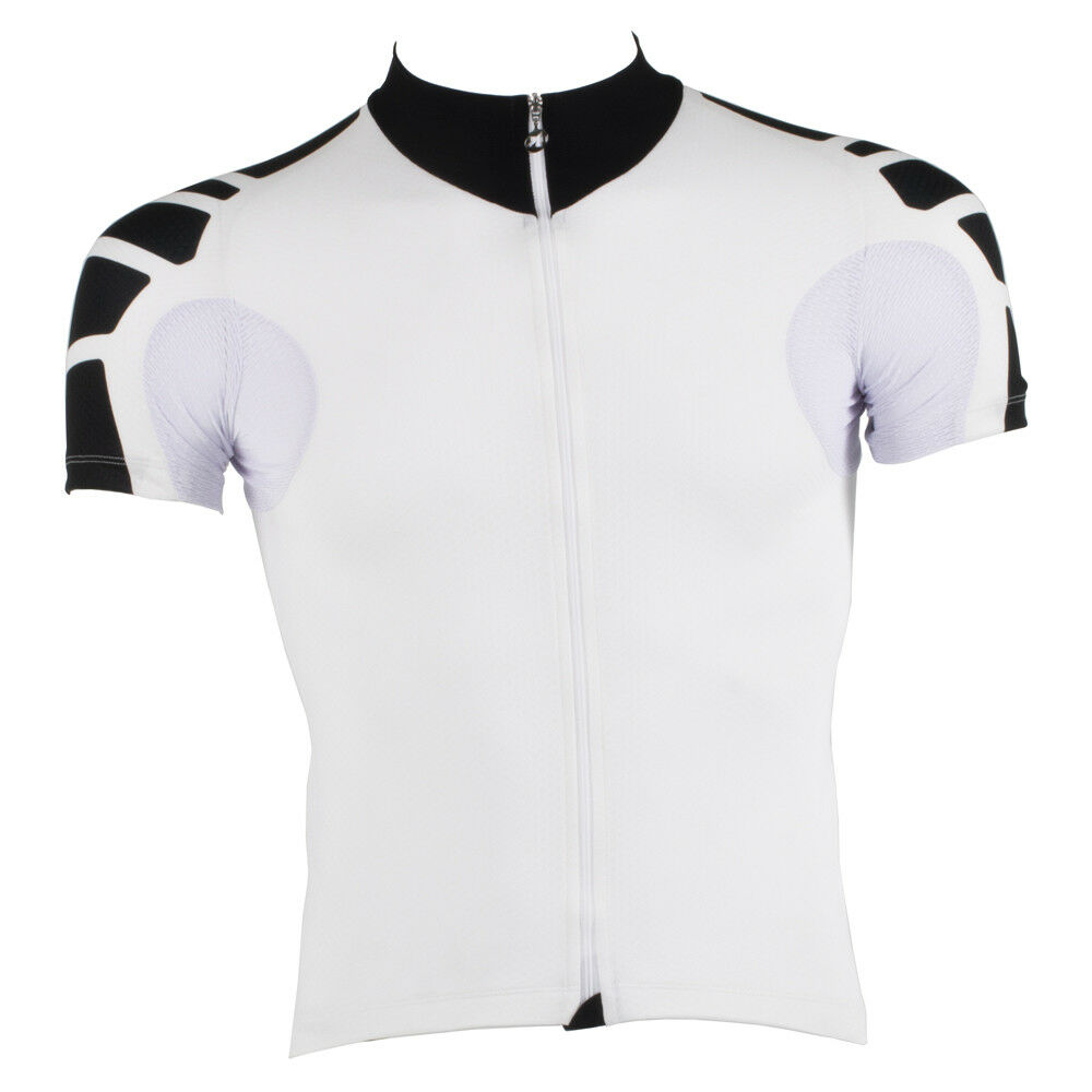 ASSOS SS.UNO_S7 JERSEY White Panther XL- MEN'S