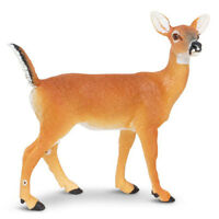 Whitetail Doe North American Wildlife Safari Toys Educational