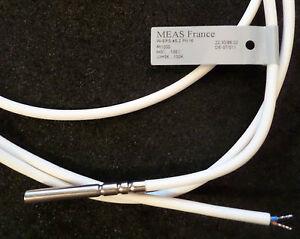 Pt1000 Capteur de température t = 0 ° c-105 ° C t = 3k-100k w-EPS ø5.2 pn16 meas France 80cm-afficher le titre d`origine wngy7Nh3-07141156-784936119