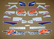 GSXR 750w 1994 full decals stickers graphics kit set ws wr adhesives autocollant