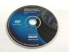 2006 BMW X3 X5 Z4 750i 750Li 760i 760Li Navigation DVD