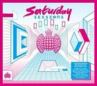 Saturday Sessions by Various Artists (CD, May-2012, 2 Discs, Ministry of Sound)