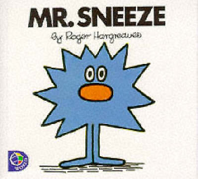 """1 of 1 - """"AS NEW"""" Mr. Sneeze (Mr. Men Library), Hargreaves, Roger, Book"""