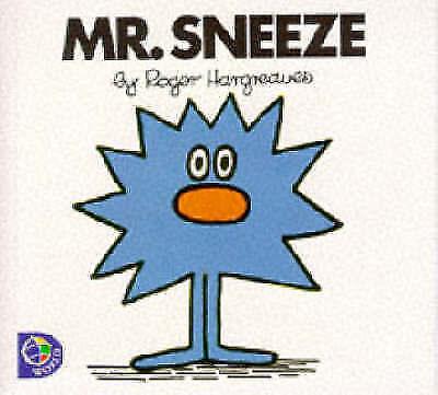 Hargreaves, Roger, Mr. Sneeze (Mr. Men Library), Paperback, Excellent Book