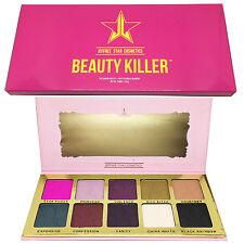 Jeffree Star Beauty Killer Eyeshadow Palette Eyeshadow Extreme Pigment 10 Shade
