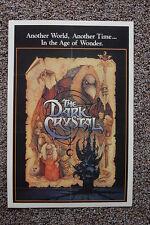 The Dark Crystal Lobby Card Movie PosterJim Henson