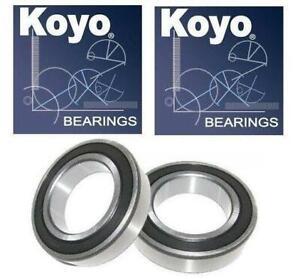 Pair of Koyo WHEEL BEARINGS for Honda CRF250 450 R 2002-11