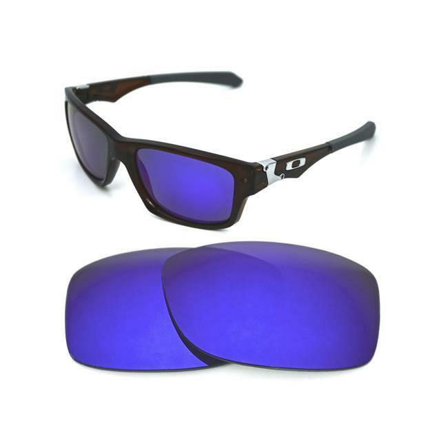 a745636d88 NEW POLARIZED PURPLE REPLACEMENT LENS FOR OAKLEY JUPITER SQUARED SUNGLASSES