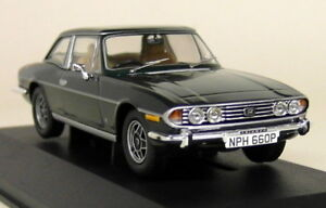 Vanguards-1-43-Scale-VA10111-Triumph-Stag-Mk2-British-Racing-Diecast-Model-Car