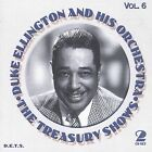 Treasury Shows, Vol. 6 by Duke Ellington (CD, Nov-2002, 2 Discs, Storyville)