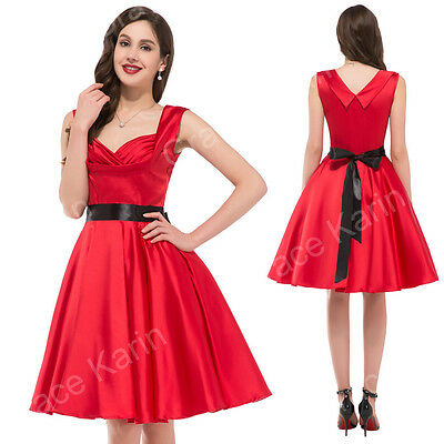 2015 SALE Robe Pin Up Retro Vintage style années 50s 60s Swing Rob
