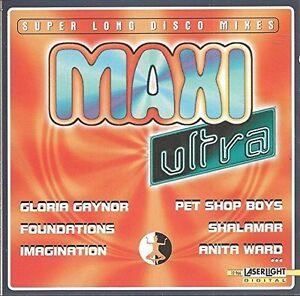 Maxi-Ultra-Super-Long-Disco-Mixes-Sugarhill-Gang-Grandmaster-Flash-amp-The-CD