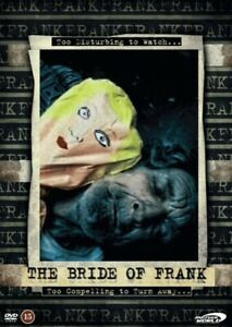 THE-BRIDE-OF-FRANK-DVD-2012-NEW-amp-SEALED-REGION-2-IMPORT-Cult-Gore-flick