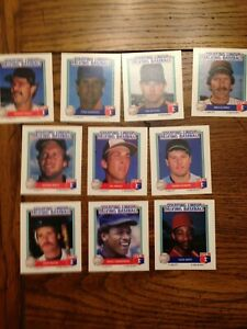 Ozzie Smith 1988 Starting Lineup Talking Baseball (One Card) (17,153)