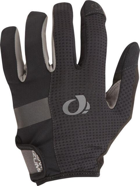 NEW! Pearl Izumi Elite Gel FF Cycling Men's Gloves 14141603 Color Black Small