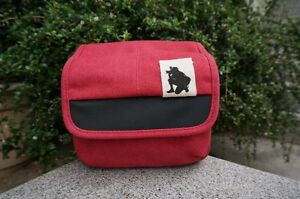 Red-messenger-canvas-bag-case-for-Canon-Sony-Nikon-Panasonic-Samsung-Pentax