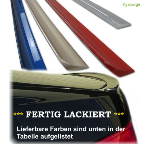 Heckspoiler & -flgel LX7V Monzasilber Met AUDI A4 B8 Diffusor ...
