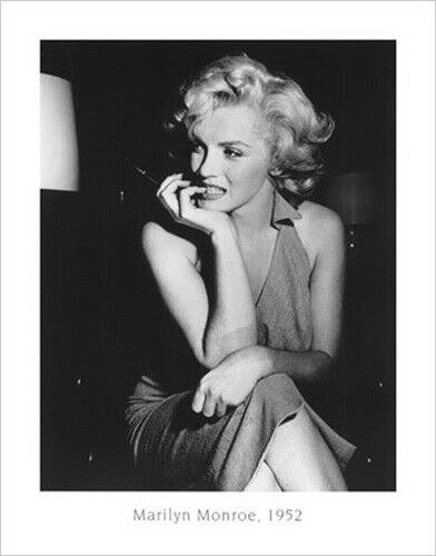 Grösse 56x71 Kunstdruck Artprint 1952 Bettmann Marilyn Monroe