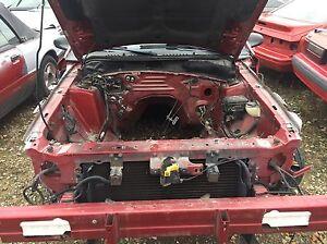 Used Car Rust Under Hood
