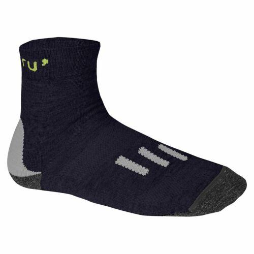 Meru Rohtang Socken Füßlinge Sportsocken NEU