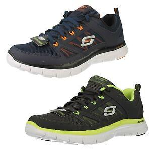 Skechers Zapatillas Zapatos deportivos zapatos caballero zapatillas Trainers Flex Agoura 0081