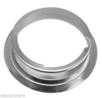 O6 6 Metal Mounting Flange Adapter Ring For Speedotron Ideal / Snoot / Dish