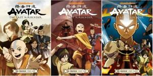 Image result for avatar graphic novels