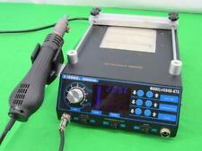 X Tronic Model 5040 Xts Soldering Iron Station Hot Air Amp And Preheating Station