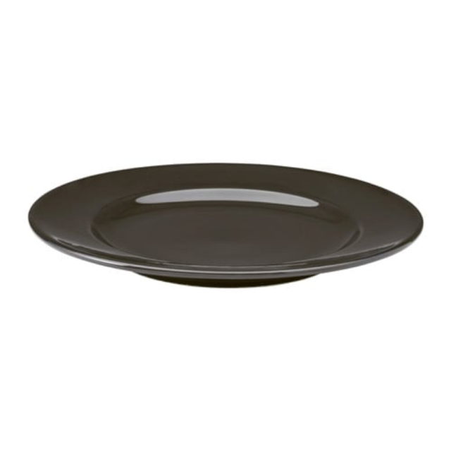 IKEA 502.891.93 Vardagen Deep Plate//Bowl Dark Gray
