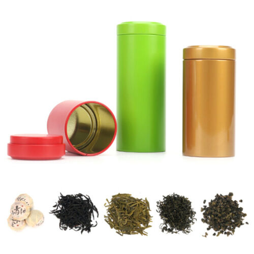Airtight  smell proof container-new tinplate herb-stash-jarSGFÖÖNI
