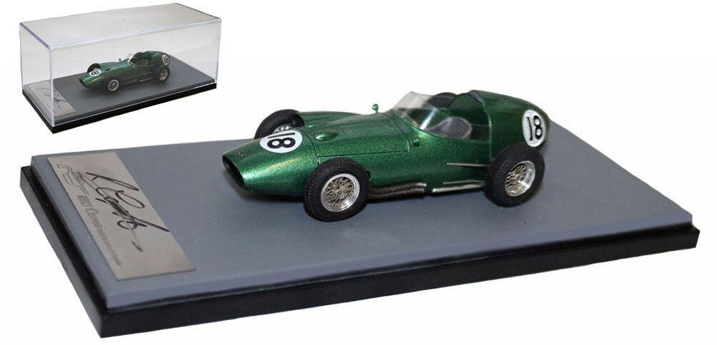 Aston Martin DBR5 DOHC Str6 British GP 1960-Roy Helene escala 1 43