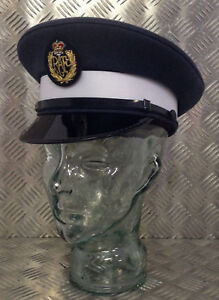 Genuine-British-RAF-Royal-Air-Force-NCO-No1-Dress-Hat-All-Sizes