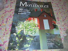 Mailboxes : 20 Unique Step-by-Step Projects by G. E. Novak (1997, book crafting