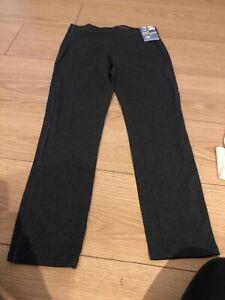 Honest M&s Womans Sport 3/4 Capri Pants Size 8 Making Things Convenient For Customers