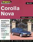Toyota Corolla/Holden Nova Lg (1994-98) by Haynes Manuals Inc (Book, 1999)