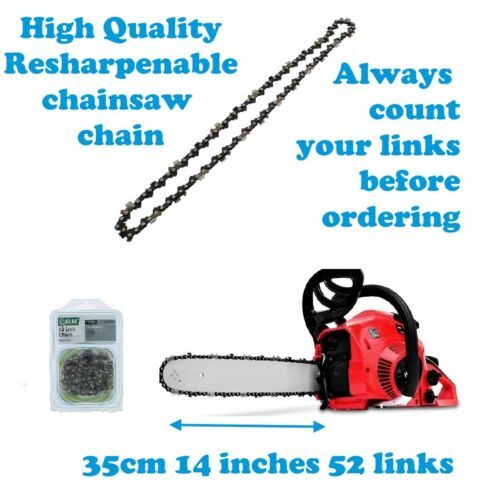 ELECTRIC Chainsaw Chain 35cm 14 inches 52 Links