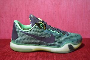 hot sales 15dce 3feee Image is loading WORN-ONCE-NIKE-KOBE-X-10-Size-9-