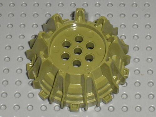 Set 70001 Crawley/'s Claw Ripper LEGO CHIMA Olive Green Rim with Studs 64712