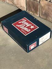 "Tony Lama Men's Natural Retan Leather 10 1/2 EE Cowboy Western Boots 4013 13"""