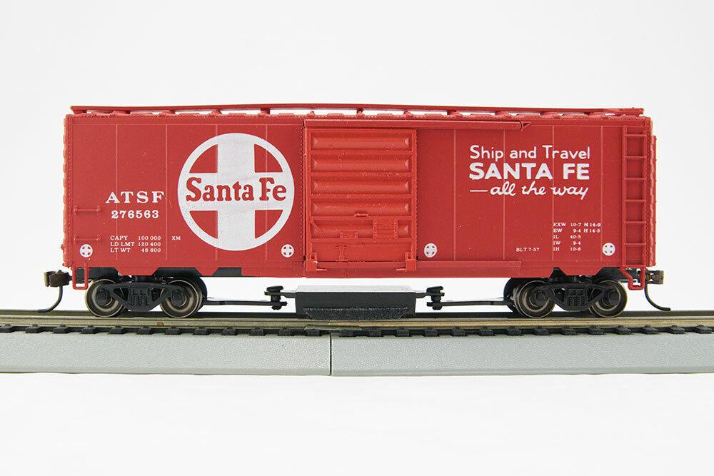 buen precio Coche de limpieza de de de pista Ho, con almohadilla de limpieza de fibra, esquema de pintura de Santa Fe ( 2) (1-99002)  mejor servicio