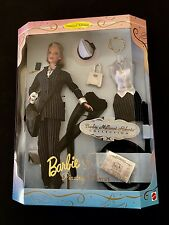 1997 Mattel Barbie Pinstripe Power Millicent Roberts Collection 19791 NRFB