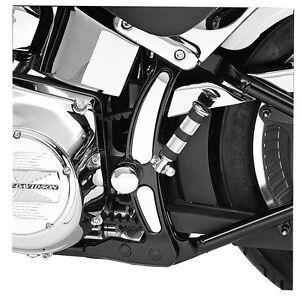 Harley-Softail-FXST-FLST-Bras-Pivot-Boulon-Housse-Cadre-Insert-Set-48452-00