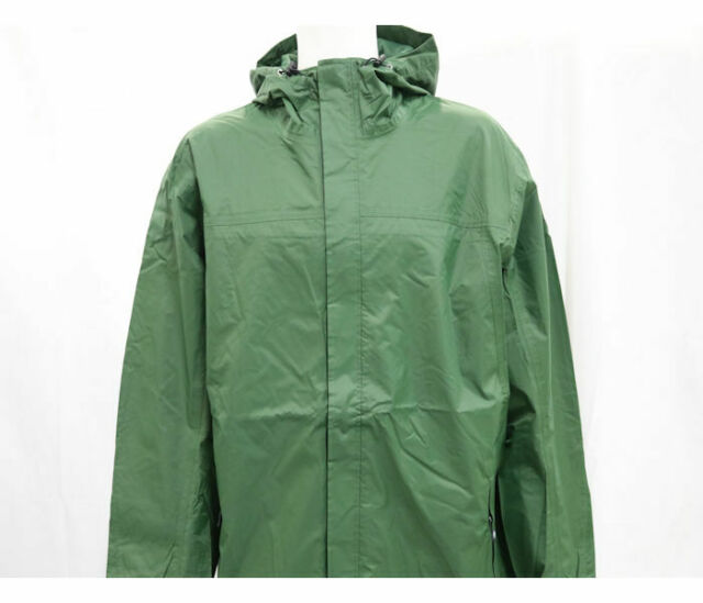f1193d6a0c4bd Gander Mountain Guide Series Men's Thundercloud ll Rain Jacket In Green -  XLT