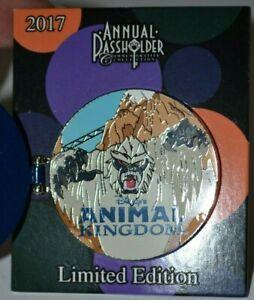 Walt-Disney-World-Yeti-Animal-Kingdom-Passholder-Commemorative-AP-Pin-Limited