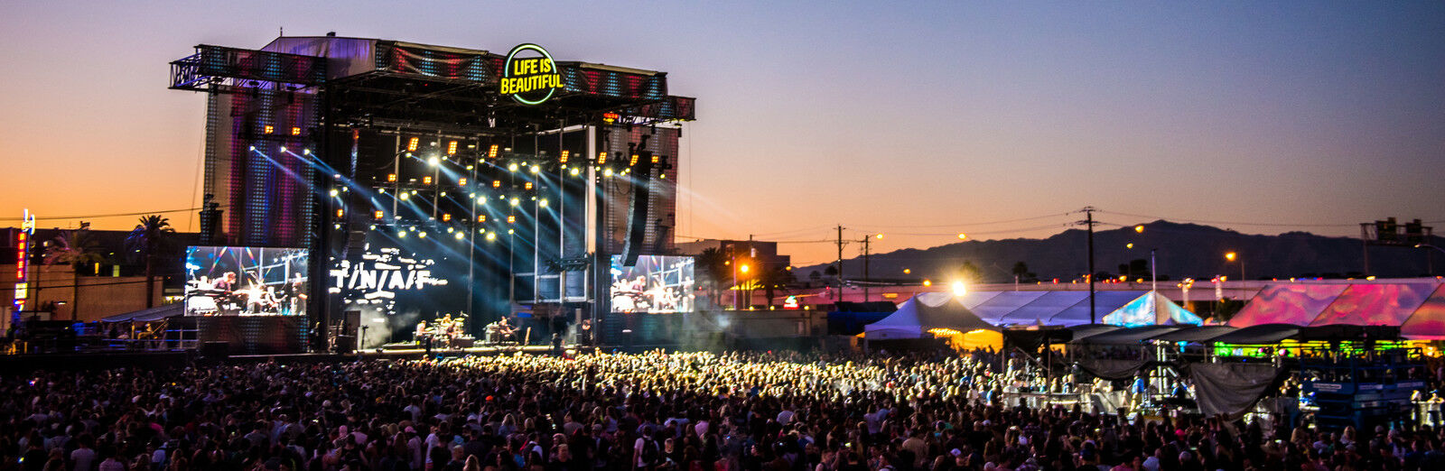 Life Is Beautiful 3 Day Pass with Chance the Rapper, Muse, Gorillaz, Lorde, Blink 182 and more Tickets (September 22-24)