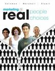 Marketing : Real People, Real Choices by Greg W. Marshall, Solomon and Elnora W. Stuart (2008, Paperback / Mixed Media)
