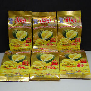 DURIAN-Fruit-Thai-Dried-Snack-Natural-Healthy-Food-Thailand-HALAL-35g-KOSHER